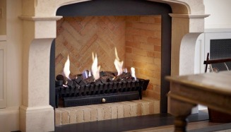 1-french-provincial-16-limestone-fireplace-surround-with-jeatmaster-gas-fireplace