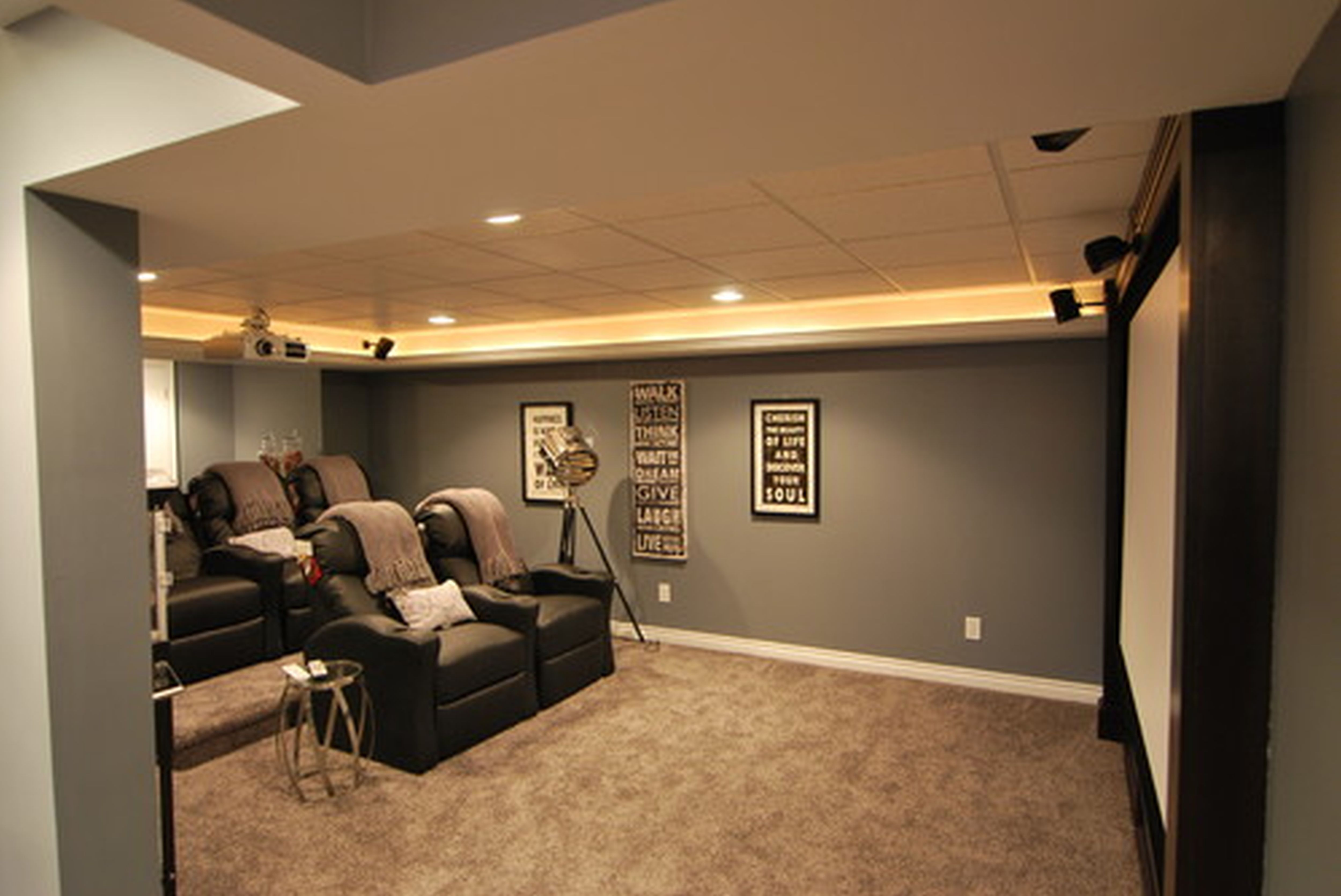 basement apartment layout gallery new line custom interiors aurora colorado